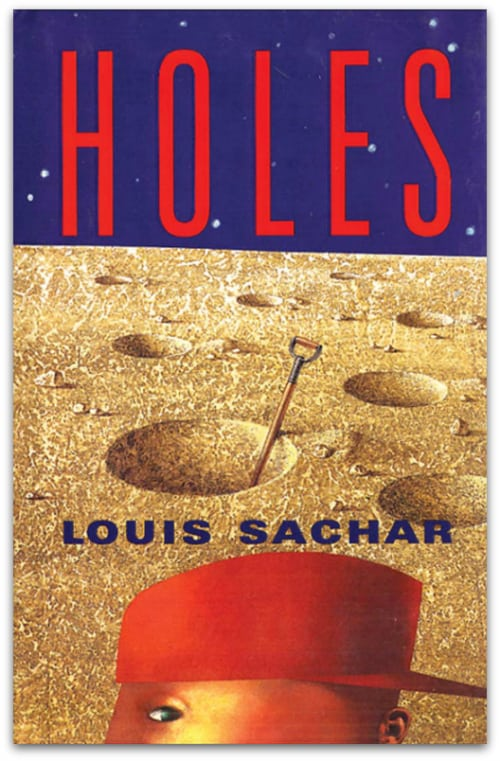 Featured Book Holes on Preschool Books