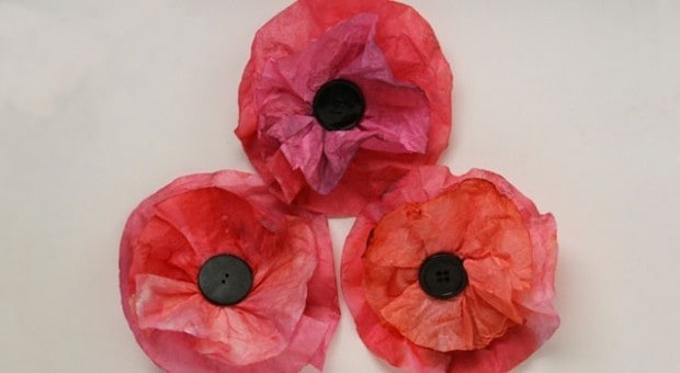 News parkland players coquitlam child care center - Remembrance day craft ideas ...