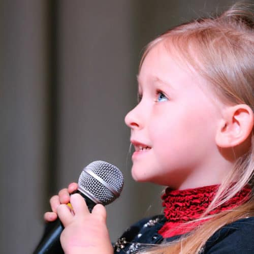 public speaking for children