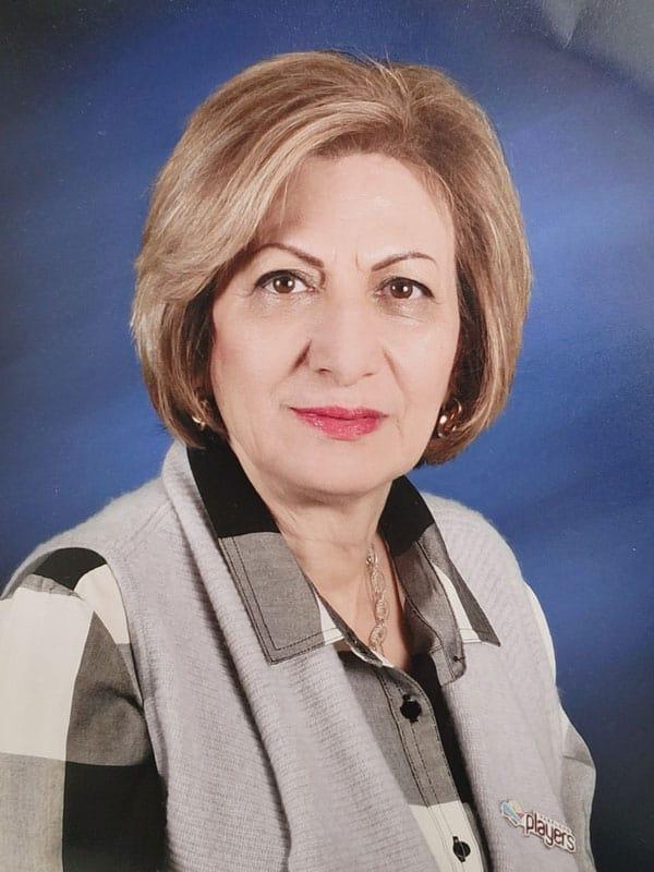 Shohreh Mansourian